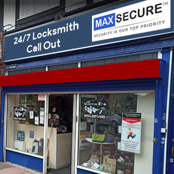 Locksmith store in Woolwich